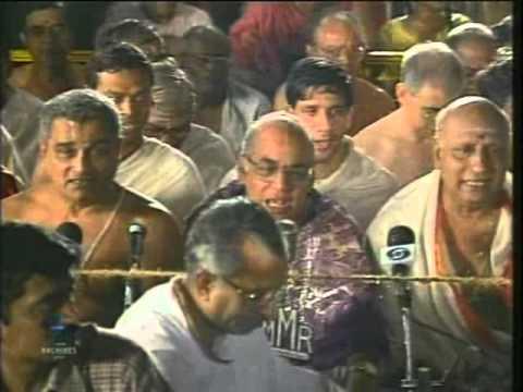 Pancharatna Krithis - Thiruvaiyaru Thyagaraja Aaradhana