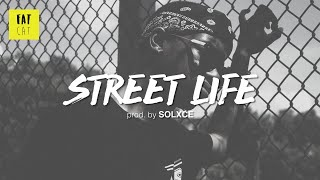 (free) 90s Old School Boom Bap type beat x hip hop instrumental   'Street Life' prod. by SOLXCE