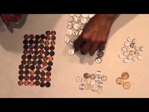 Counting Coins - Part 4