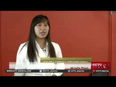 Chinese population in S. Africa worried about violence