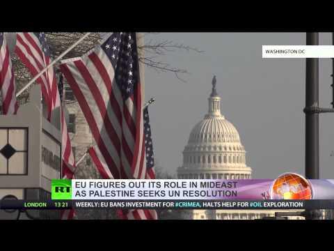 Israel slams EU parliament as Palestine seeks UN resolution