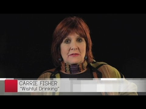 Where Would Carrie Fisher Like To Be Right Now? Find Out!