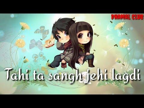 Dasi Na Mere Bare || Goldy || Love Song Punjabi Whatsapp Status || Dhamal Club ||