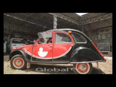 RODA MANIA Eps. 9 - Mobil Antik Perancis
