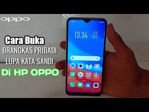 Cara Buka Br4ngk4s Pr1b4d1 Lupa sandi di HP OPPO - YouTube