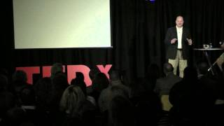 The library is not a collection of books: Charlie Bennett at TEDxTelfairStreet