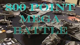 Armada: 800 point Mega Battle!