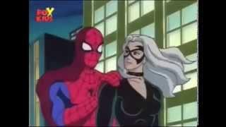 Чёрная кошка и Человек паук. (Artik pres. Asti -- Больше, Чем Любовь).