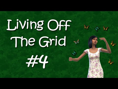 Living Off the Grid #4 - Just keep gardening! (and looking f