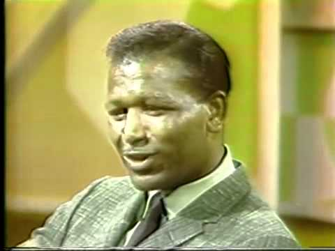 Sugar Ray Robinson on Life With Linkletter