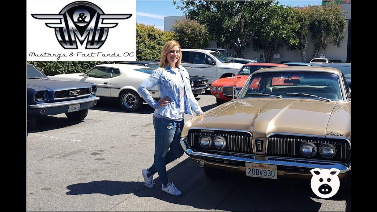 Mustangs & Fast Fords OC en Santa Ana California