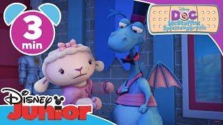 Lammie's Traum vom Tanzen - Doc McStuffins | Disney Junior Kurzgeschichten