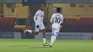 GOAL | Toney's brilliant long-range goal v Bradford City