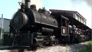 Steam on the Walkersville Southern Railroad