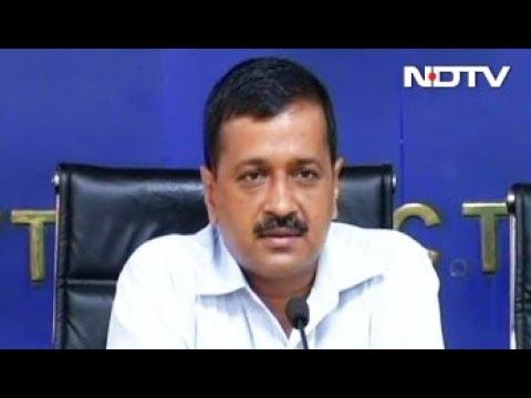 Arvind Kejriwal Refused Meeting On Delhi Smog By Punjab Chief Minister