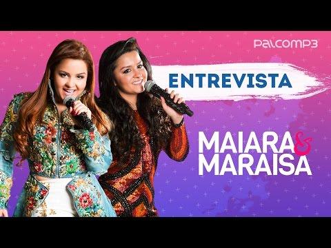Entrevista Maiara e Maraisa