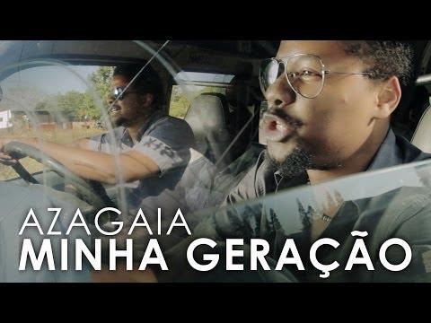 Azagaia - Minha Geração (c/ Ras Haitrm & Word Sound and Power) Official Video