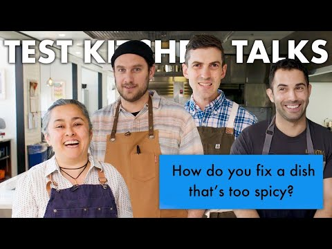 BA Test Kitchen Solves 12 Common Cooking Mistakes | Test Kitchen Talks | Bon Apptit