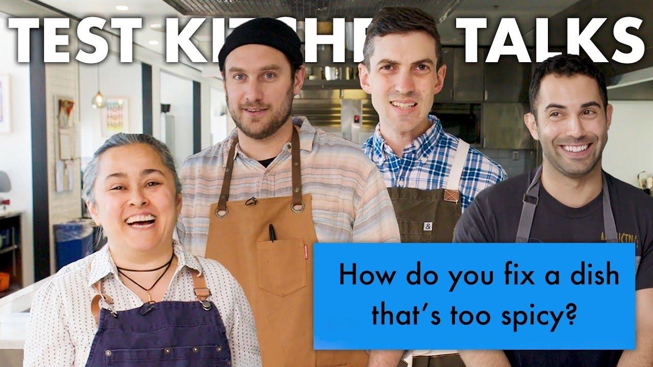 Ba Test Kitchen Solves 12 Common Cooking Mistakes Test Kitchen Talks Bon Appetit Youtube