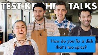 Download BA Test Kitchen Solves 12 Common Cooking Mistakes   Test Kitchen Talks   Bon Appétit Mp3 and Videos
