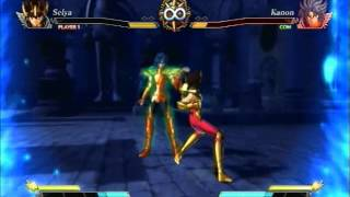 My Review of Saint Seiya: Brave Soldiers