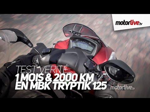 TEST VERITE l un mois et 2000km au guidon du 3 roues Yamaha/MBK