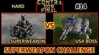 Gambar cover Contra 009 Final - SuperWeapon Challenge 014 vs USA Boss - Hard