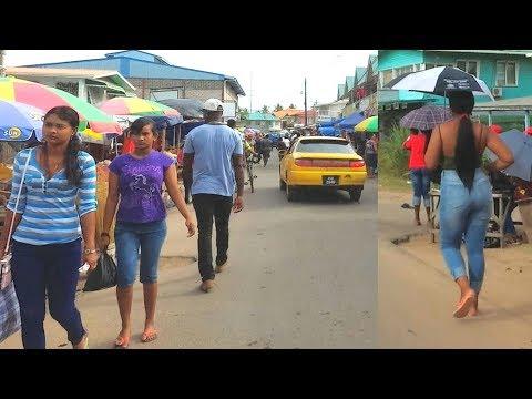 Mahaica Market