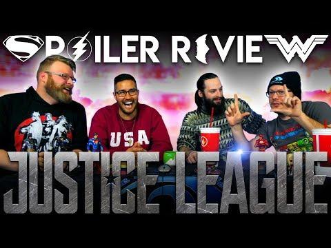 """Justice League"" In-Depth SPOILER DISCUSSION!!"
