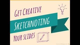 Comment Faire Créatif Sketchnoting Présentations PowerPoint