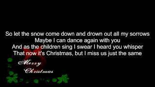 Ronan Keating It's only Christmas All rights go to the owners!! Ple...