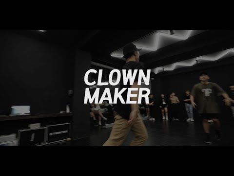 CLOWN MAKER / CHOREOGRAPHY CLASS / BRUNO MARS / That's What I Like (Cabuizee Remix)