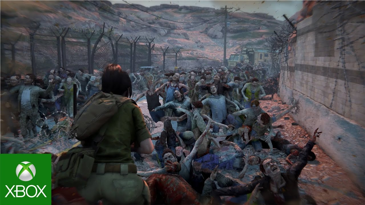 World War Z – Introducing: The Horde