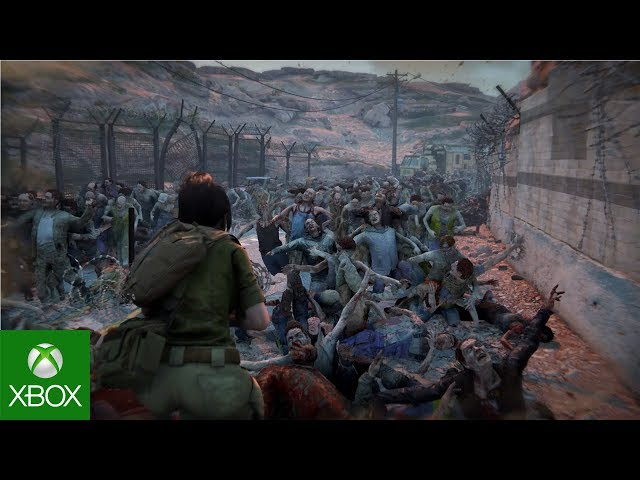 World War Z - Introducing: The Horde
