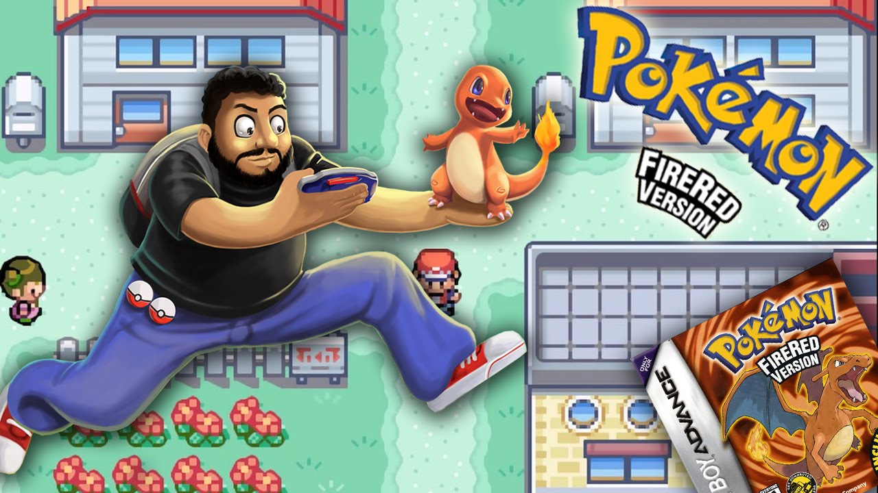 pokemon fire red how to catch charmander