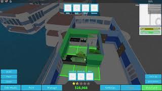 Roblox Cruise ship tycoon gameplay