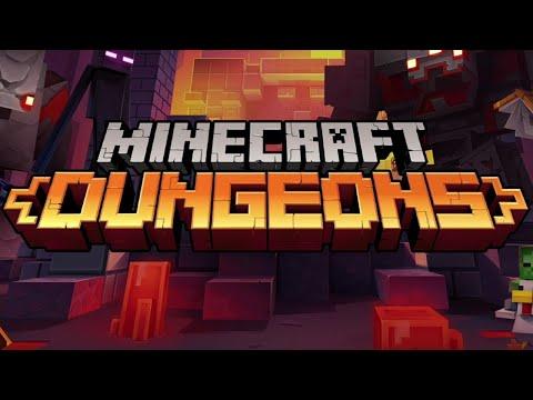🔴 MINECRAFT DUNGEONS - Gameplay Walkthrough Part 1 (Nintendo Switch, Xbox One, PS4, PC)
