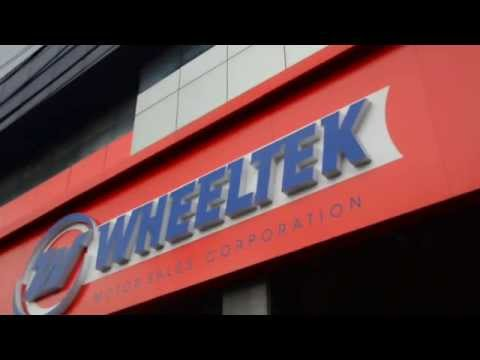 history of wheeltek