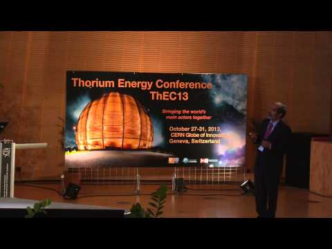 Overview of the Thorium Programme in India   PK Vijayan   BARC   ThEC13