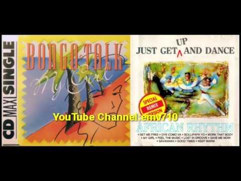 My Girl (Maxi-Mix) by  Bongo Talk on CD