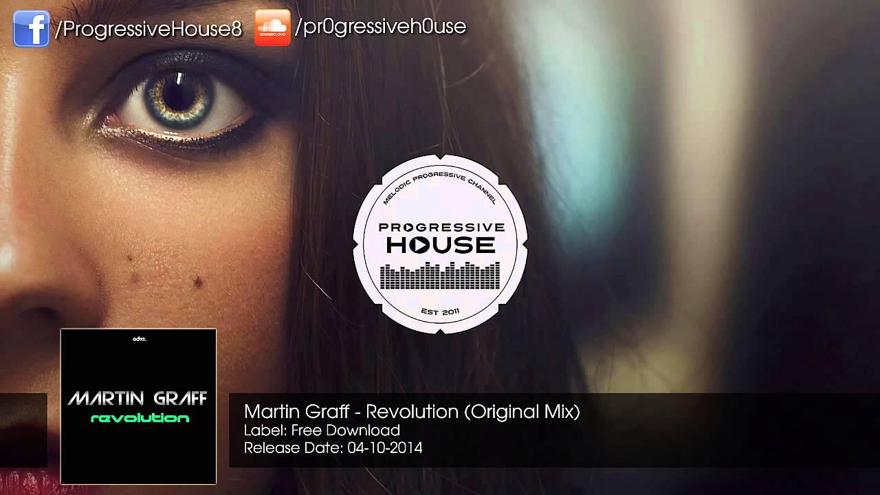 Download Martin Graff - Revolution (Original Mix) [Free Download]