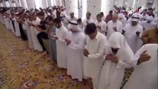 شیخ ادریس ابکر صلواتہ تراویح