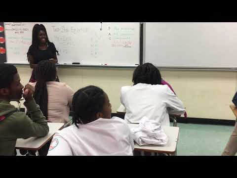 Breakthrough Miami Teaching Video: How to Solve Two Step Equations