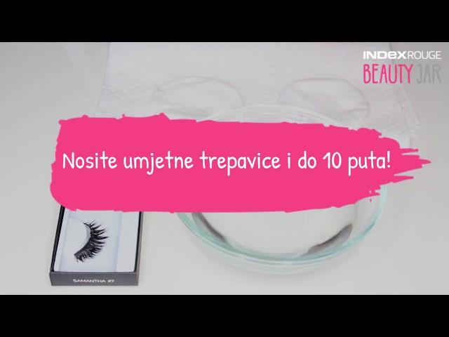 Beauty Jar: Nosite umjetne trepavice i do 10 puta!