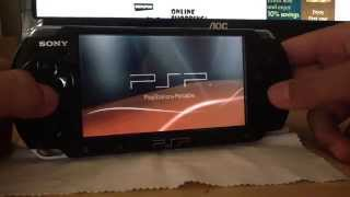 How to Hack/Install 6.60PRO-B9/PRO-B10 Permanent & Semi-Hack (PSP 3000, 2000, 1000 & PSPGo!) 720i HD