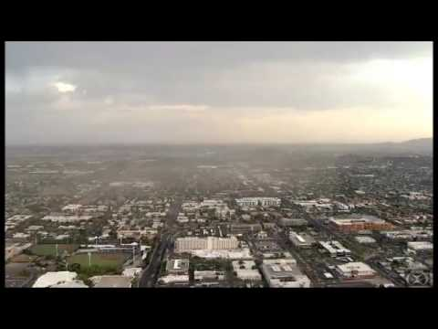 Storm Activity In The Chandler, Arizona Area