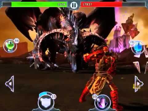 DragonSlayer:last boss battle