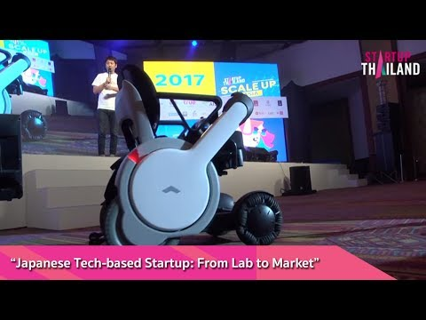 "NEDO @ Startup Thailand: ""Japanese Tech-based Startup: From Lab to Market"""