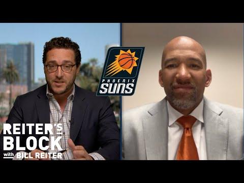 Monty Williams talks BRIGHT future for Phoenix Suns  Reiters Block  CBS Sports HQ