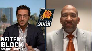 Monty Williams talks BRIGHT future for Phoenix Suns | Reiter's Block | CBS Sports HQ